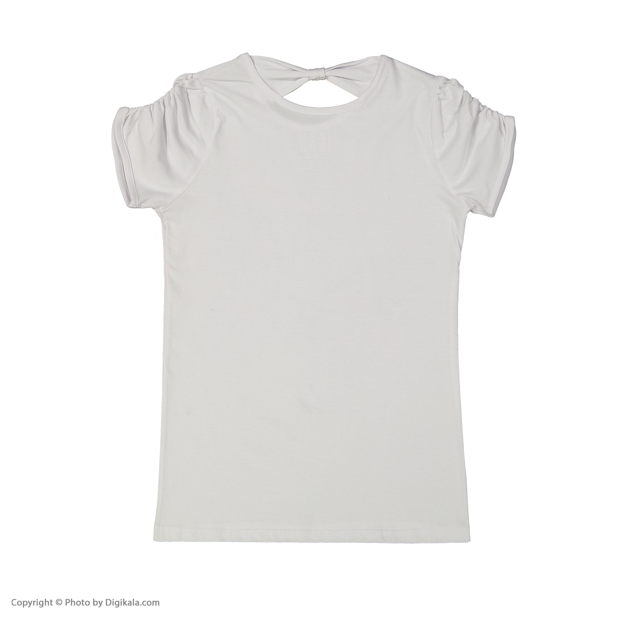تی شرت دخترانه سون پون مدل 1391288-01