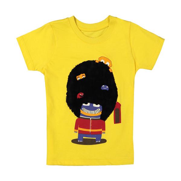تی شرت پسرانه سون پون مدل 1391296-16