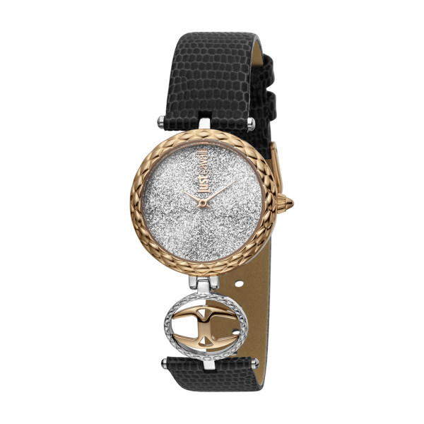 ساعت مچی عقربه ای زنانه جاست کاوالی مدل JC1L103L0045