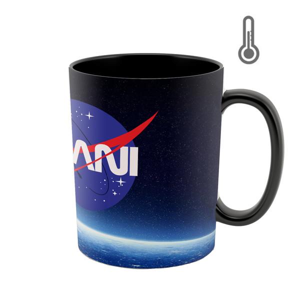 ماگ حرارتی طرح ناسا مدل مانی