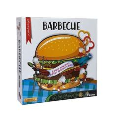 بازی فکری دکتر گیمز مدل باربیکیو کد 001