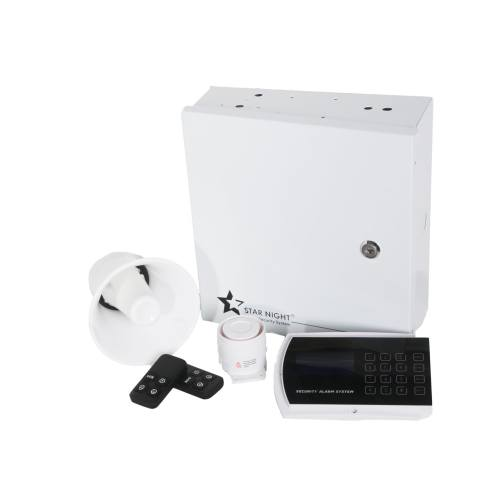 سیستم دزدگیر سیم کارتی استار نایت مدل ST110A