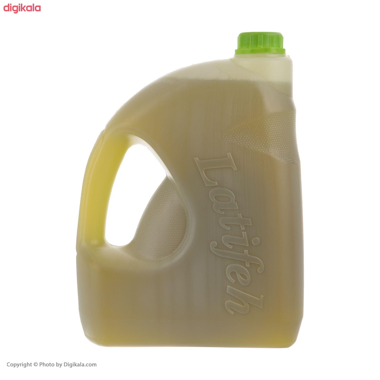 مایع دستشویی لطیفه مدل Olive Sense وزن 3.8 کیلوگرم main 1 3