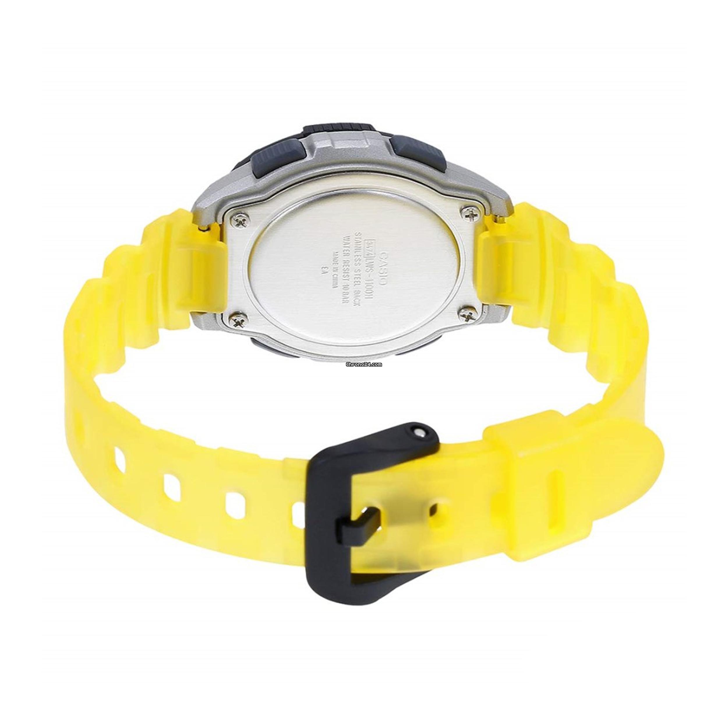 ساعت مچی دیجیتال کاسیو مدل LWS-1100H-9AVDF             قیمت