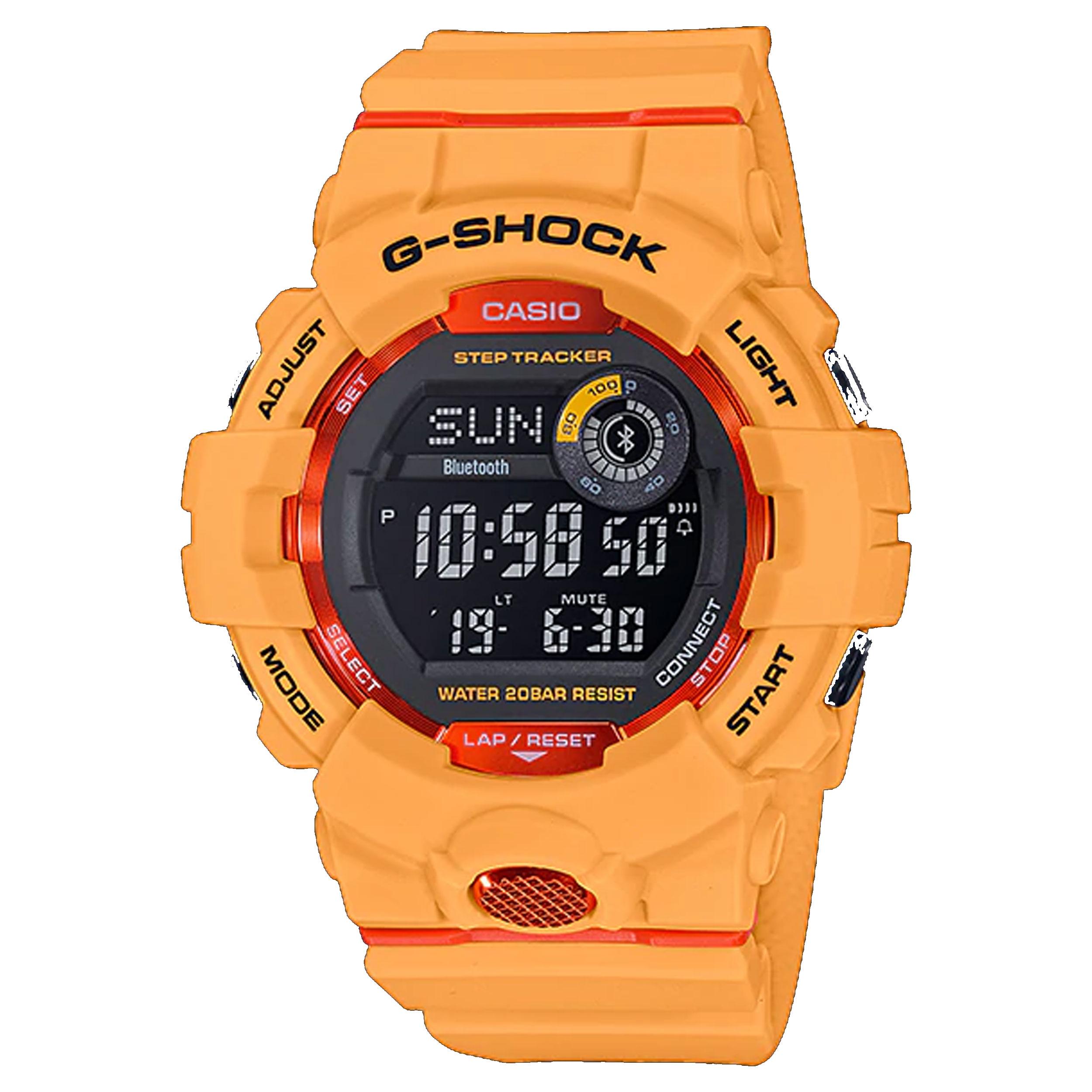 ساعت مچی دیجیتال کاسیو مدل GBD-800-4DR             قیمت