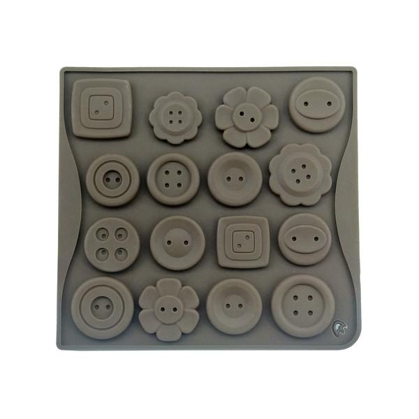 قالب شکلات طرح دکمه کد 728