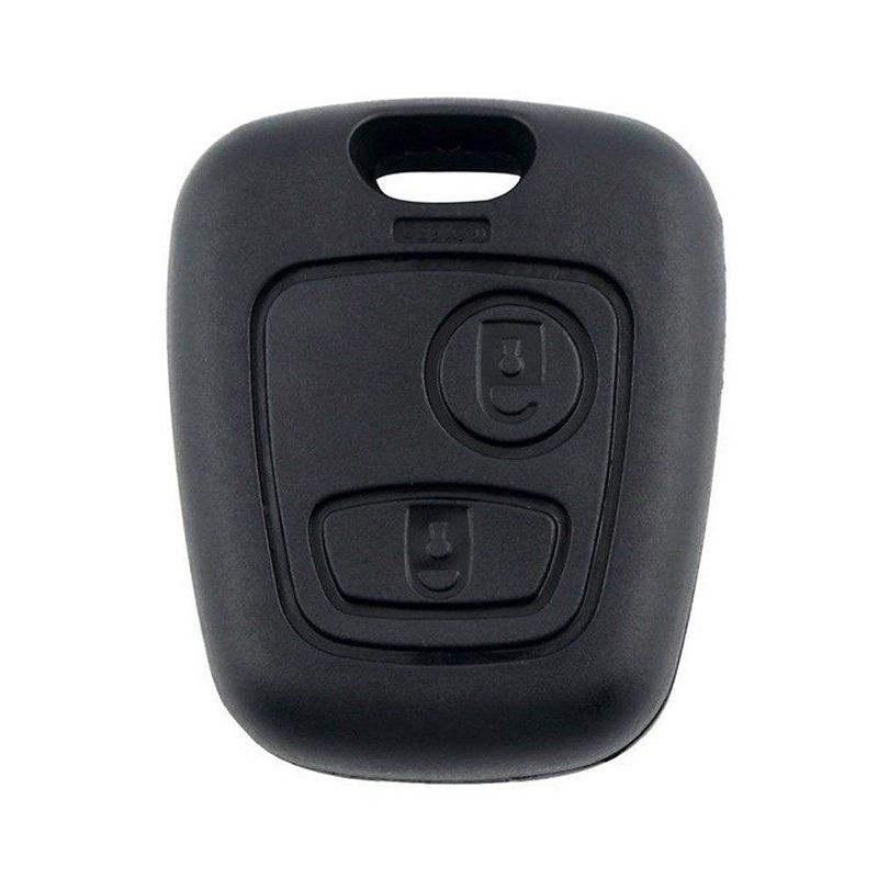 قاب یدک ریموت خودرو مدل MUX مناسب برای پژو 206