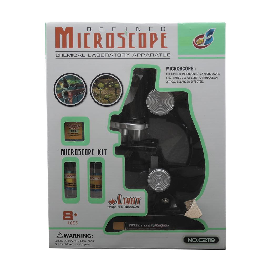 بازی فکری میکروسکوپ ریفایند مدل 22545