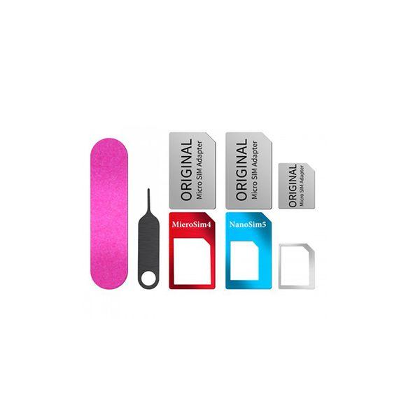 تبدیل سیم کارت های نانو و میکرو به استاندارد مدل 990