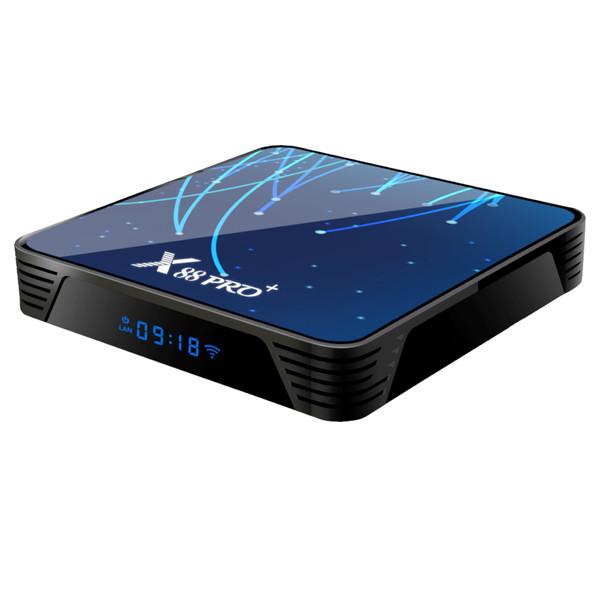 اندروید باکس ایکس88 مدل Pro Plus - 4/32