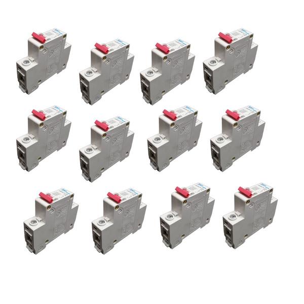فیوز مینیاتوری تک فاز 32 آمپر مدل سایکو کد HIBD63-NC32 بسته 12 عددی