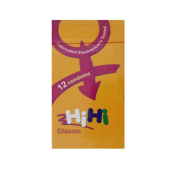 کاندوم های های مدل Classic بسته 12 عددی