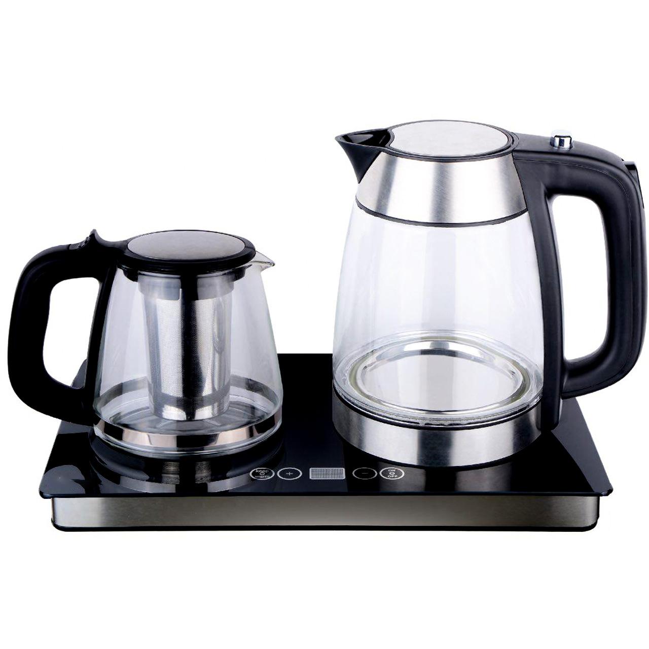 قیمت                       چای ساز مدل 8008