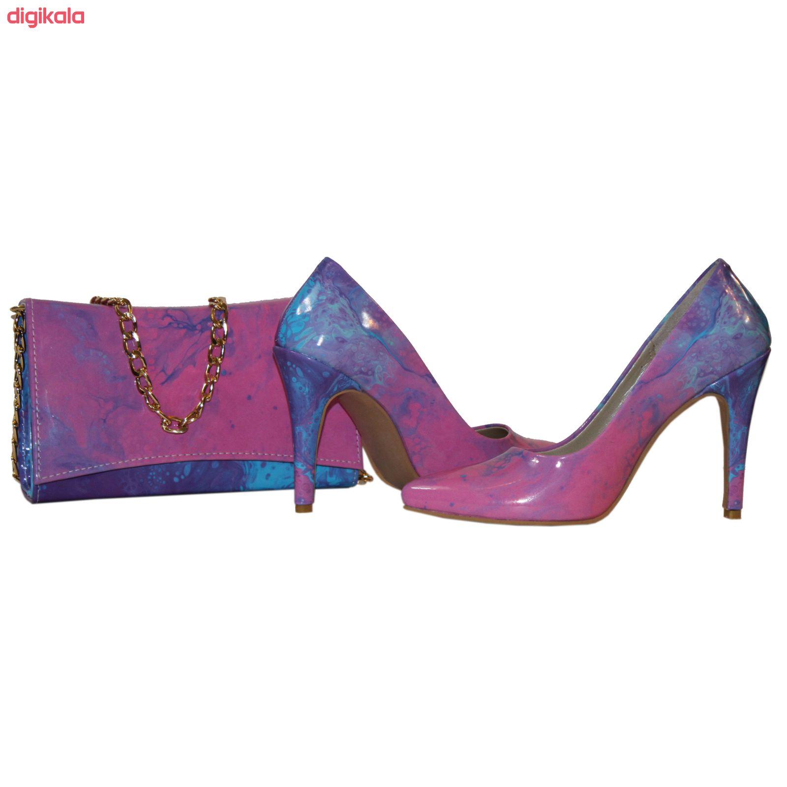 ست کیف و کفش زنانه کد 317 main 1 2