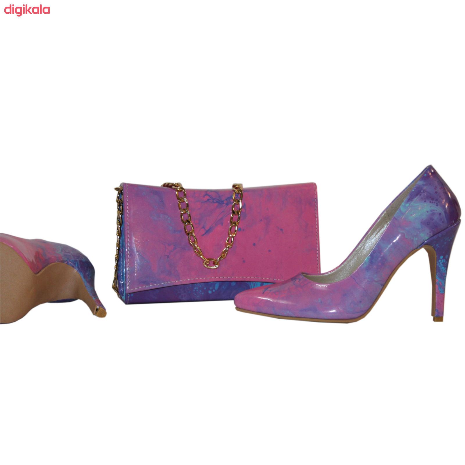 ست کیف و کفش زنانه کد 317 main 1 5