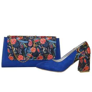 ست کیف و کفش زنانه کد 221
