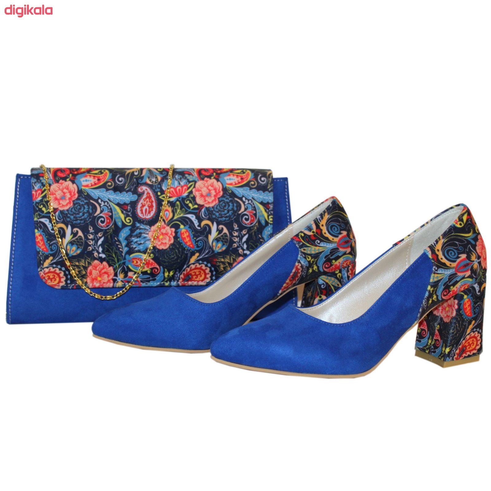 ست کیف و کفش زنانه کد 221 main 1 1