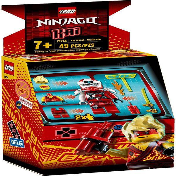 لگو سری Ninjago مدل Kai Avatar - Arcade Pod 71714