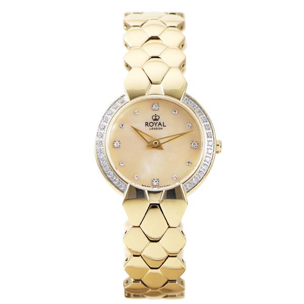 ساعت مچی عقربه ای زنانه رویال لندن مدل RL-21429-03