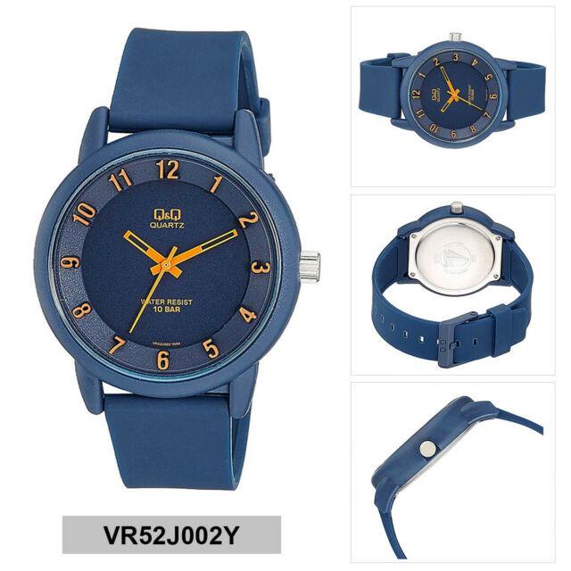 ساعت مچی عقربه ای پسرانه کیو اند کیو مدل VR52J002Y