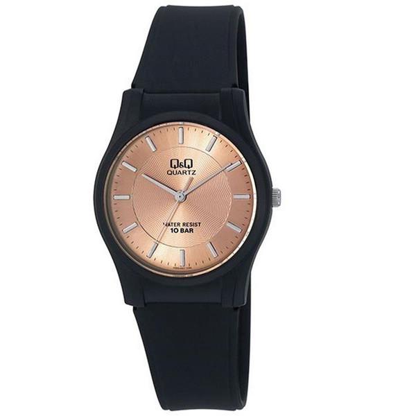 ساعت مچی عقریه ای دخترانه کیو اند کیو مدل VQ02J007Y