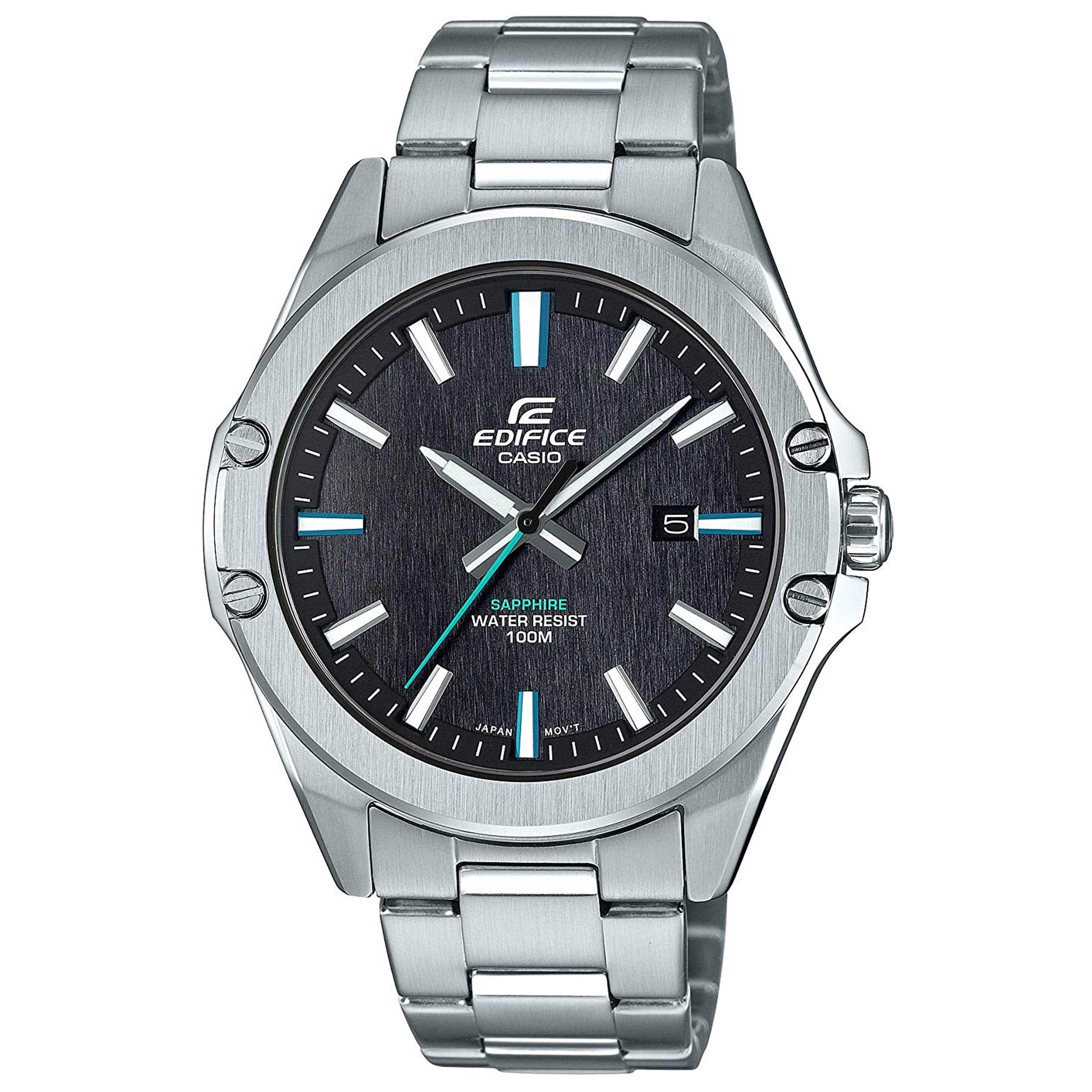 ساعت مچی عقربه ای مردانه کاسیو مدل EFR-S107D-1AVUDF              خرید (⭐️⭐️⭐️)