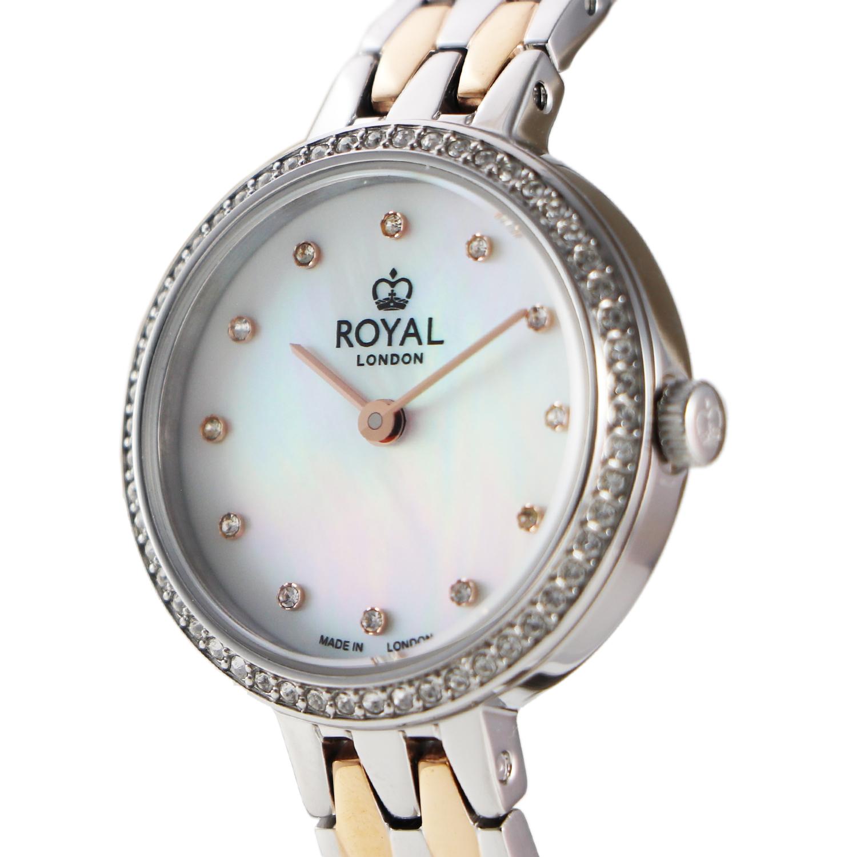 خرید و قیمت                      ساعت مچی  زنانه رویال لندن مدل RL-21471-04