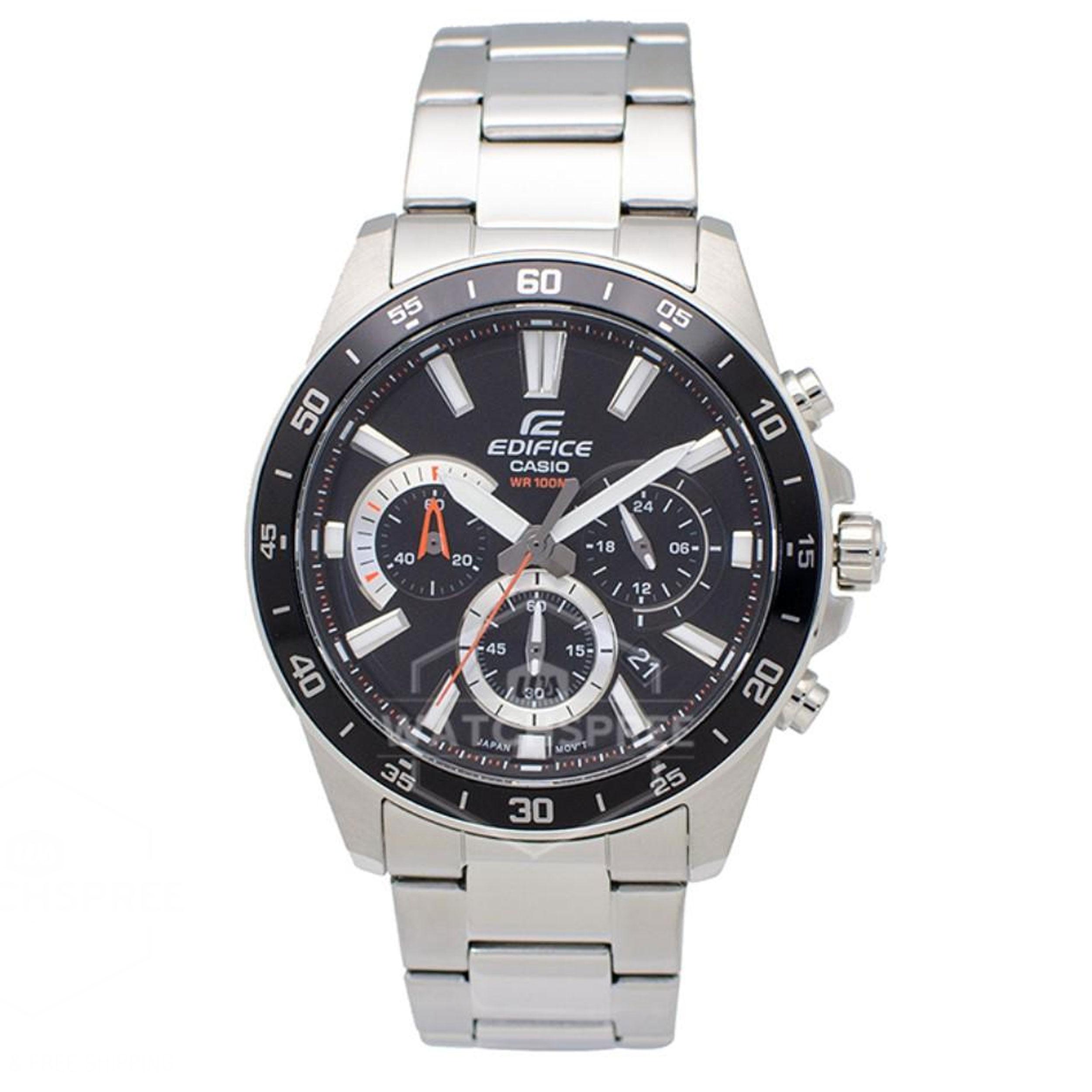 خرید                     ساعت مچی عقربه ای مردانه کاسیو مدل EFV-570D-1A