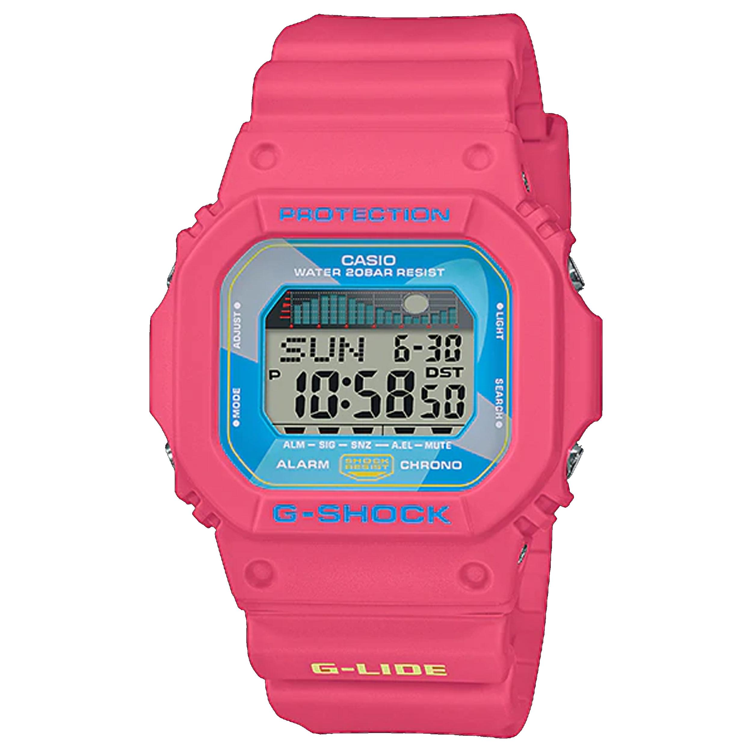 ساعت مچی دیجیتال کاسیو مدل GLX-5600VH-4DR -  - 3