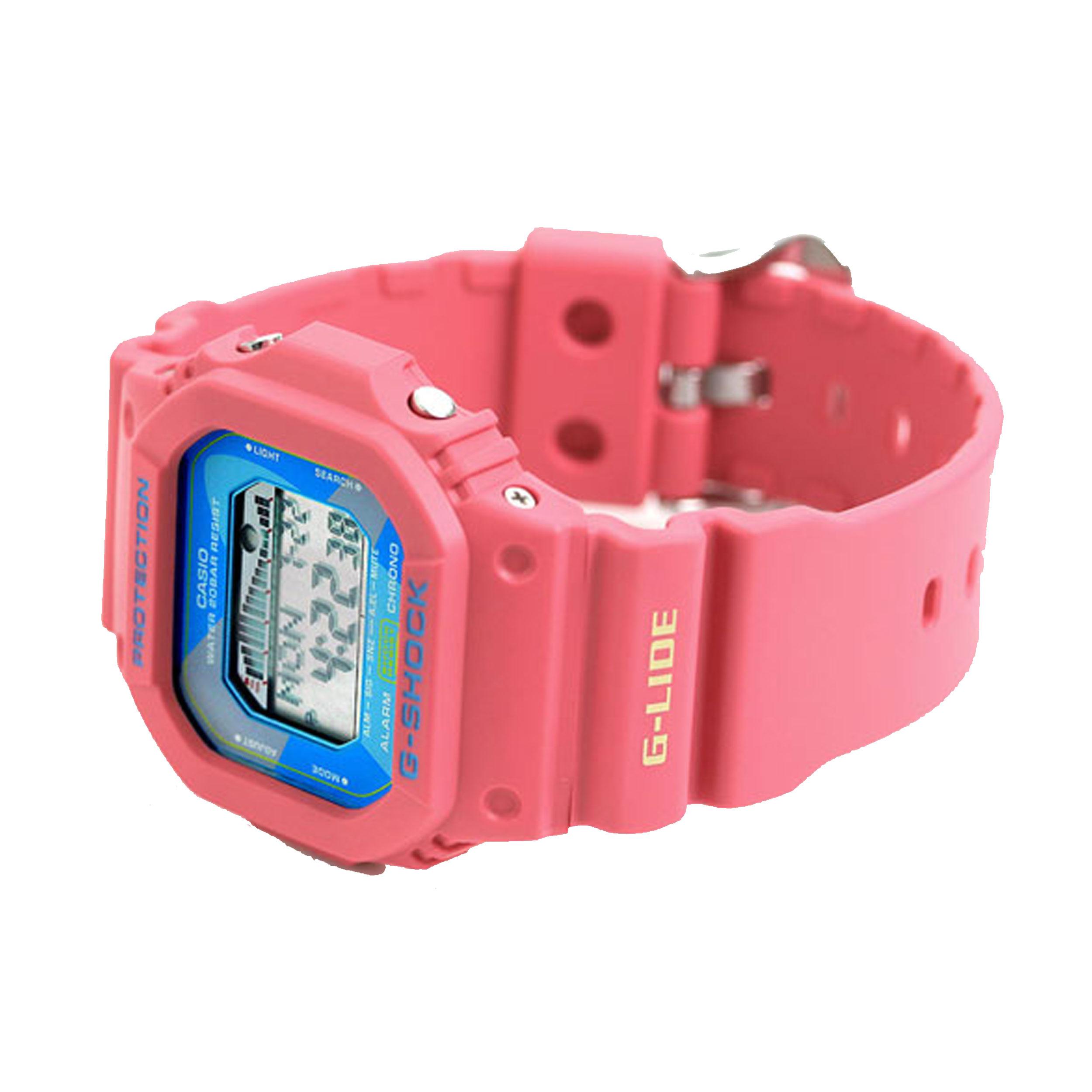 ساعت مچی دیجیتال کاسیو مدل GLX-5600VH-4DR             قیمت