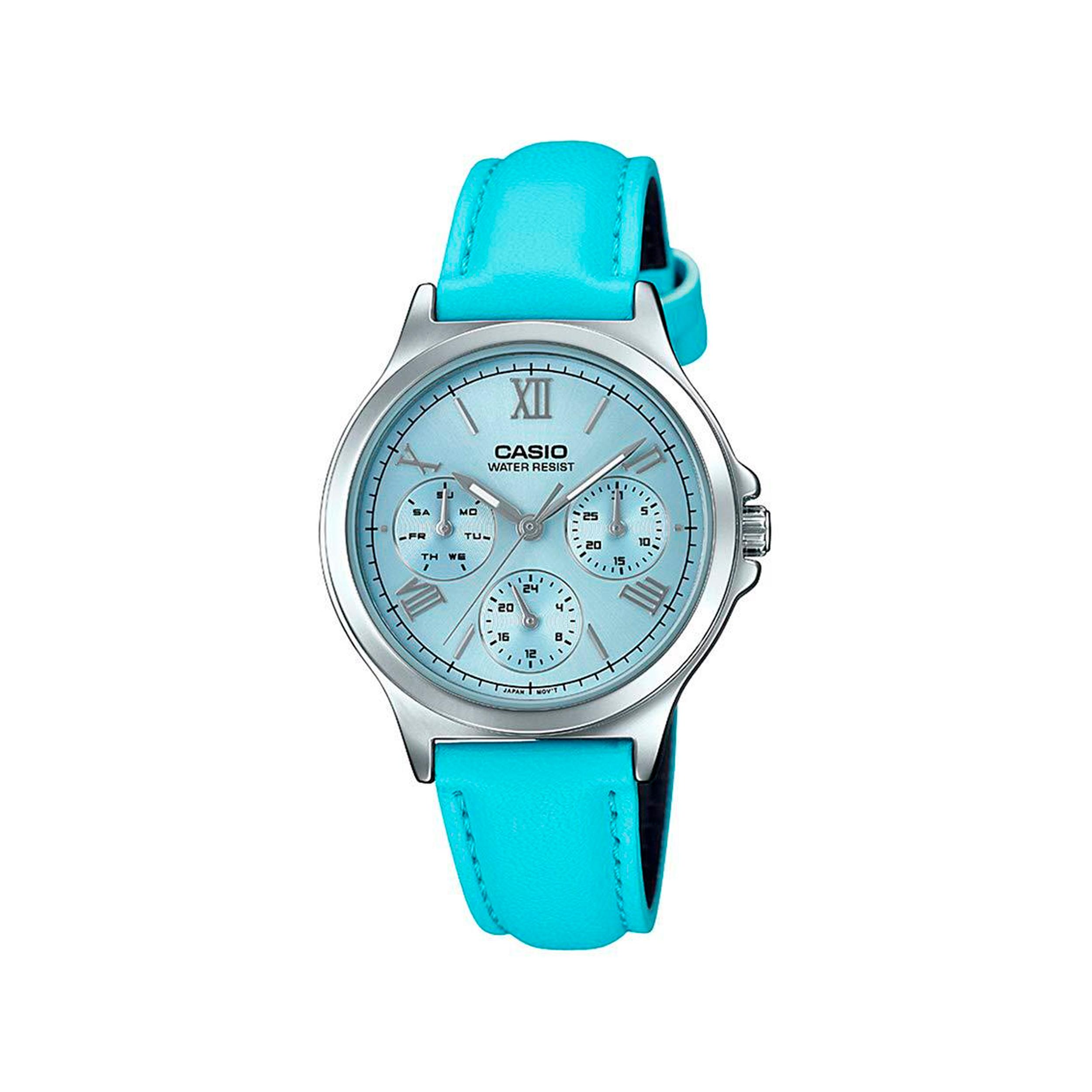 خرید و قیمت                      ساعت مچی  زنانه کاسیو مدل LTP-V300L-2A3UDF