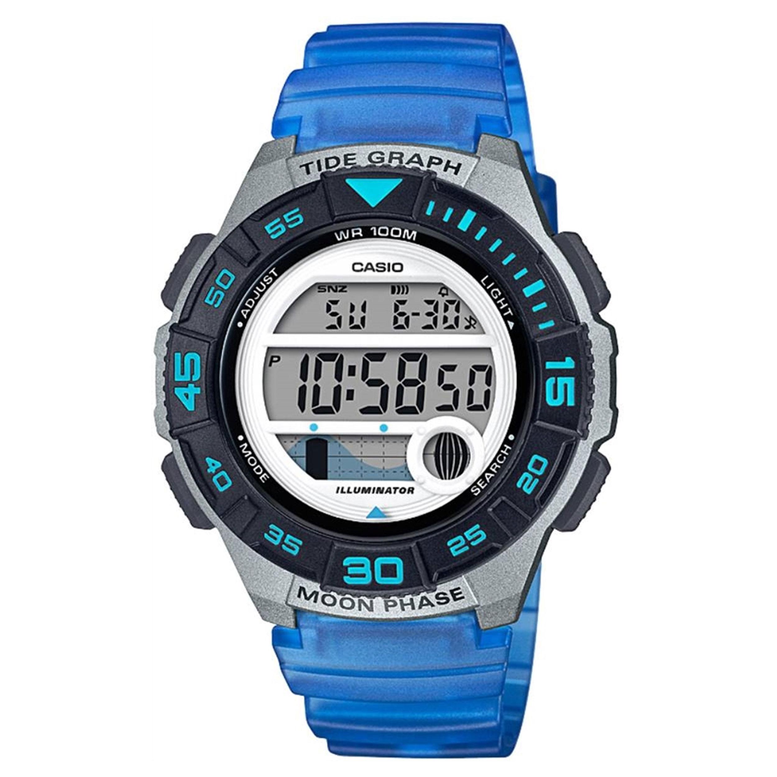 قیمت و خرید                      ساعت مچی دیجیتال مردانه کاسیو مدل LWS-1100H-2AVDF