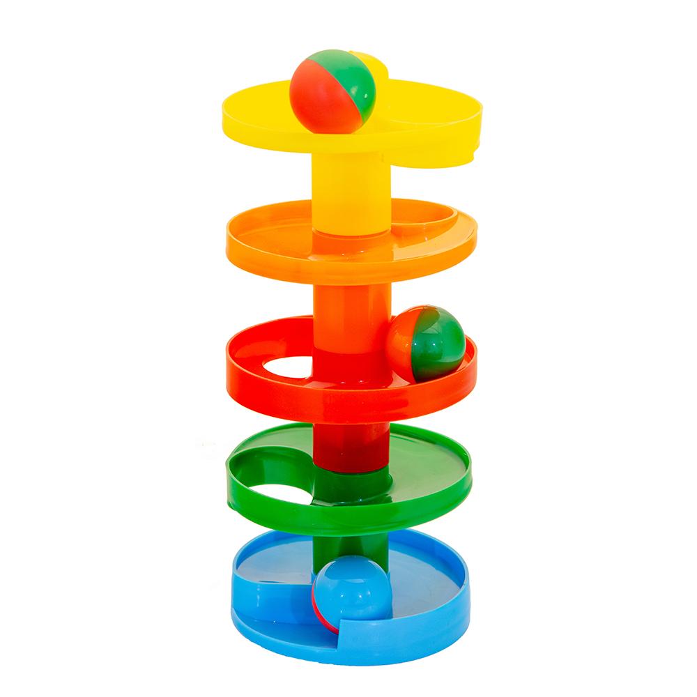 اسباب بازی ای اف تویز مدل توپ و مارپیچ
