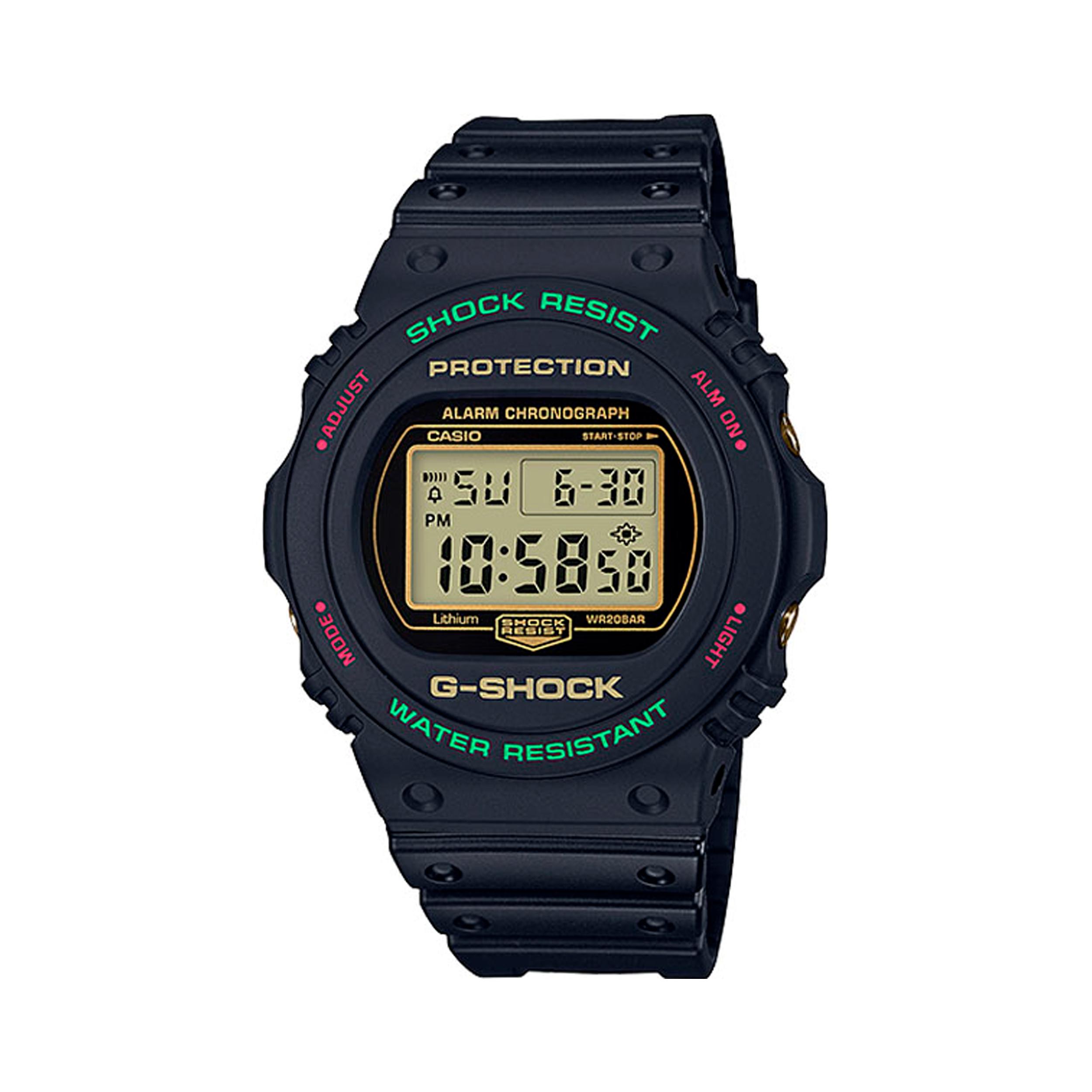 ساعت مچی دیجیتال مردانه کاسیو مدل DW-5700TH-1DR              اصل