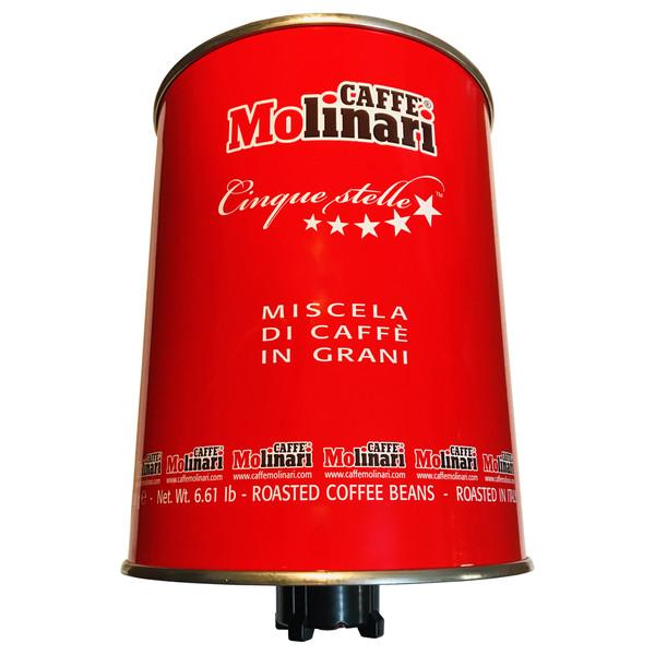 دانه قهوه مولیناری روسو-3000 گرم