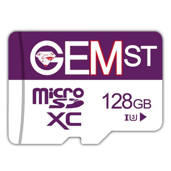 کارت حافظه microSD جم اس تی مدل Extra 600x کلاس 10 استاندارد UHS-1 U3 سرعت 90MB/s ظرفیت 128 گیگابایت
