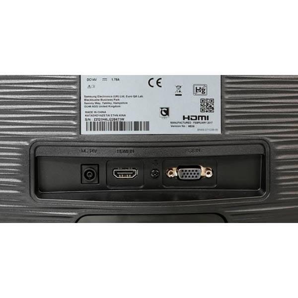 مانیتور سامسونگ مدل S24D330H-TN-HDMI سایز 24 اینچ