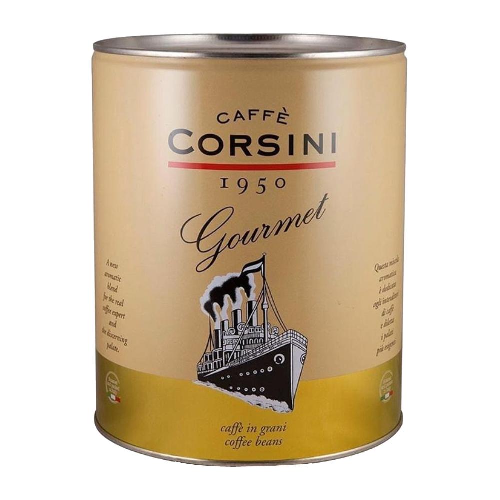 دانه قهوه کورسینی گورمت-3000 گرم