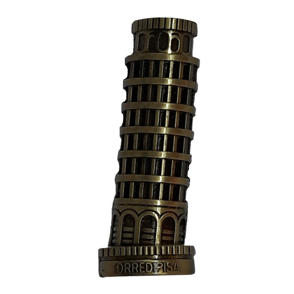 مگنت طرح برج پیزا کد S2526