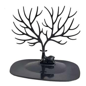 استند جواهرات طرح شاخ گوزنی کد KH01