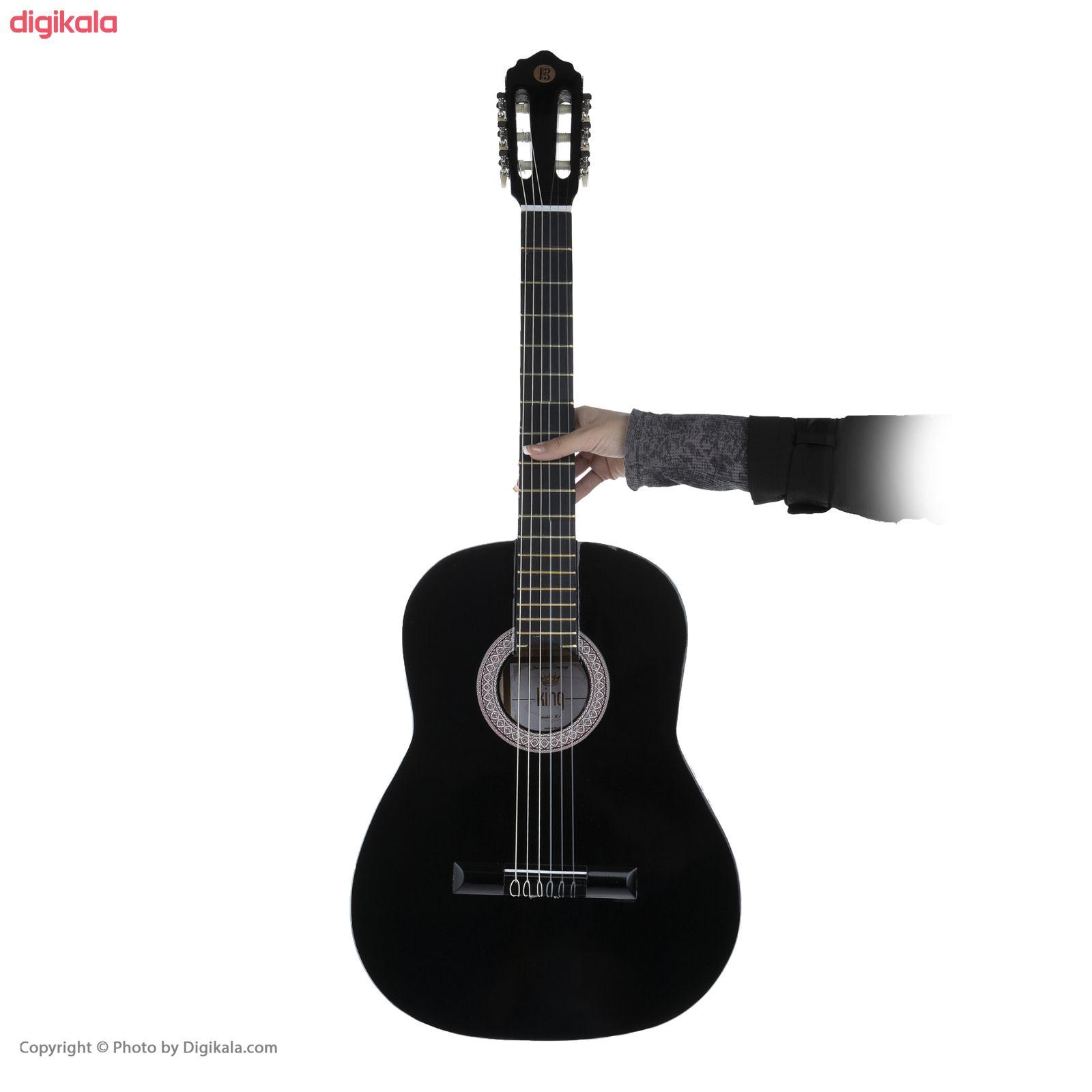 گیتار کلاسیک کینگ مدل K1  main 1 3