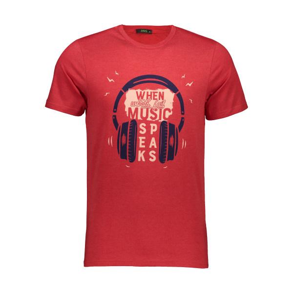تی شرت مردانه آر ان اس مدل 1131155-72