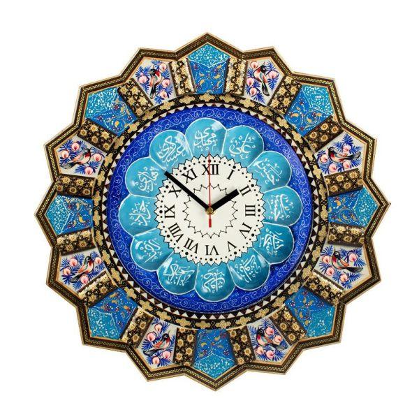 ساعت دیواری مدل دوازده امام کد 42