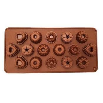 قالب شکلات کد 11