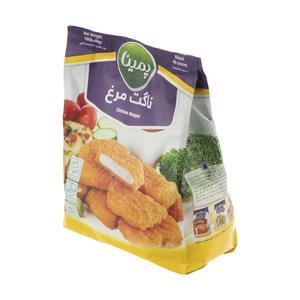 ناگت مرغ منجمد پمینا - 1کیلوگرم