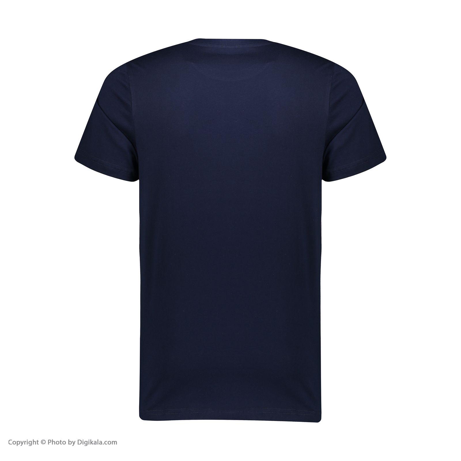 تی شرت مردانه آر ان اس مدل 1131144-59 -  - 3