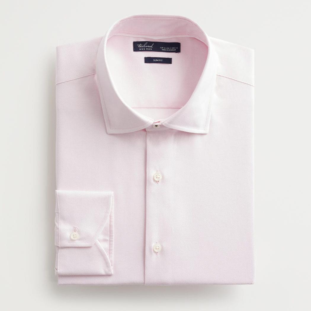 پیراهن مردانه مانگو مدل 731  main 1 3