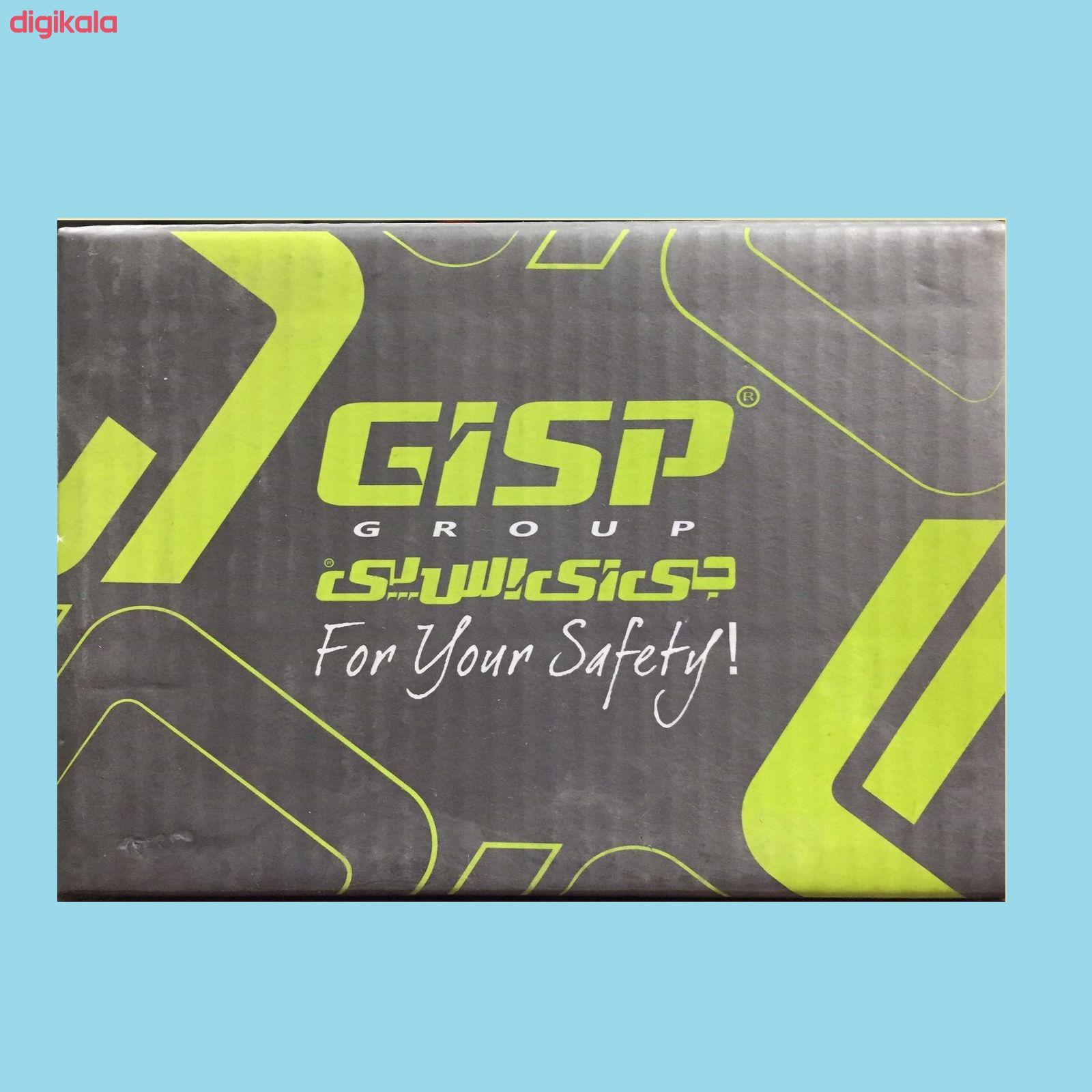 بوش پیستون و گژن پین جی آی اس پی کد 222953 مناسب برای پژو 206/تیپ 2 مجموعه 4 عددی main 1 1