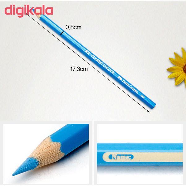 مداد رنگی 24 رنگ فابر-کاستل مدل Classic main 1 5