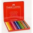 مداد رنگی 24 رنگ فابر-کاستل مدل Classic thumb 9